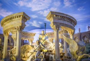 Late Night Food & Nightlife near Caesars Palace Las Vegas