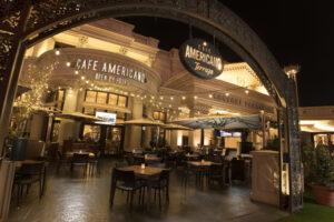 Specials & Promotions at Café Americano Las Vegas