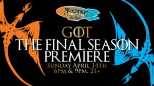 Viewing parties and more for 'Game of Thrones' final season premiere