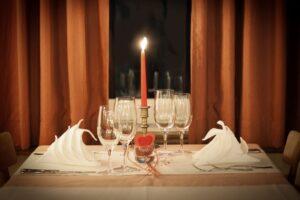Romantic Dining in Las Vegas, NV